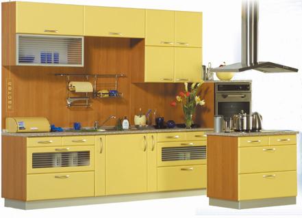 Кухня Пастел