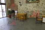 качествени столове от ковано желязо за закрита тераса