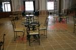 Комфортни столове от ковано желязо за интериора