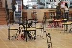 столове от ковано желязо за интериора за външно и вътрешно ползване