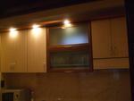 Прилагођена намештај за кухињу